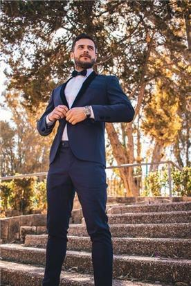 חליפה אופנתית לגבר