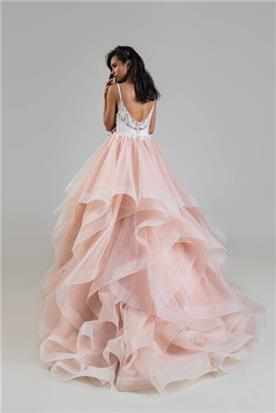 שמלות כלה שני חלקים