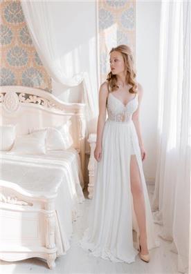 שמלות כלה עם מחוך