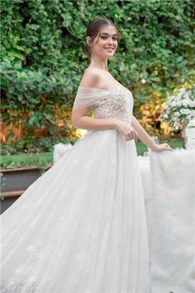 שמלה ארוכה