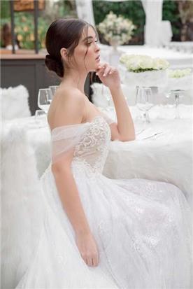 שמלה כלה אופנתית