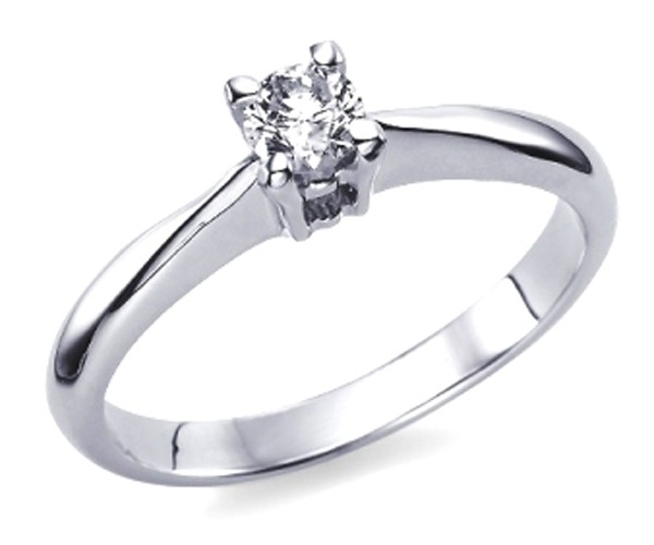 טבעת אירוסין בעיצוב אלגנטי