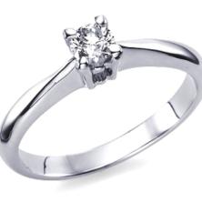 טבעת נישואין רומנטית