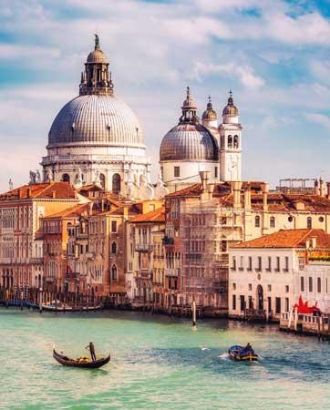 ונציה הרומנטית
