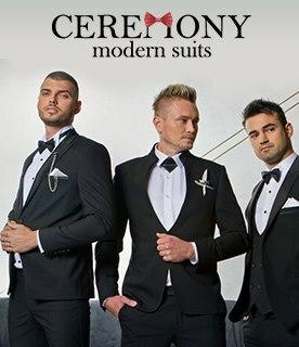 חליפות לגברים במרכז
