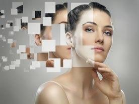 הכנת עור הפנים