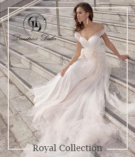 דימיטריוס דליה-שמלות כלה