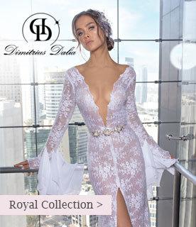 דימטריוס דליה שמלות כלה