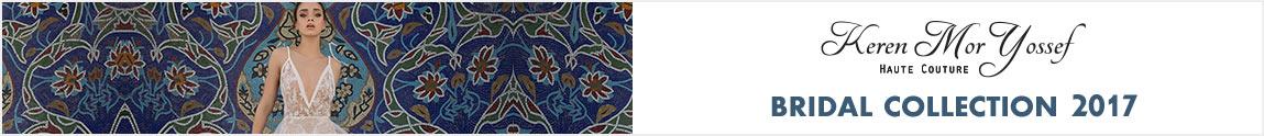 קרן מור יוסף - שמלות כלה וערב
