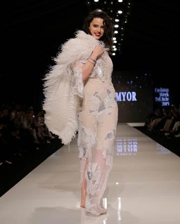 תצוגות האופנה בשבוע האופנה