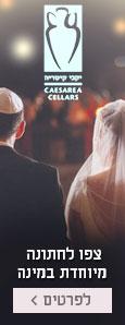 חתונה ביקבי קיסריה