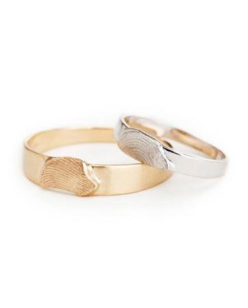 טבעות אירוסים וטבעות נישואים