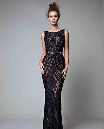 שמלות ערב של המעצבת ברטה