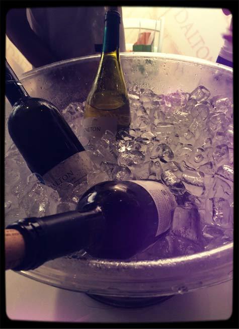 יין בחתונה