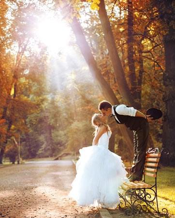 חתונות בטבע - קסם טבעי לחלוטין!