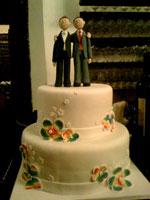 עוגת חתן חתן
