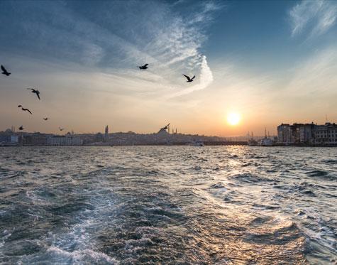 נוף לים התיכון באשדוד