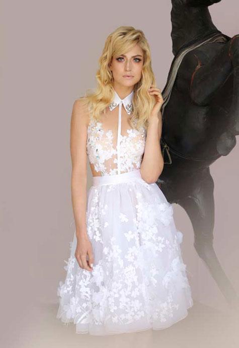 מעצבת שמלות כלה - אפרת קליג