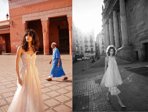 ליז מרטינז - שמלות כלה