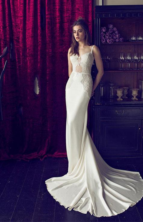 שמלות כלה קלאסיות-אורבניות לומינרי