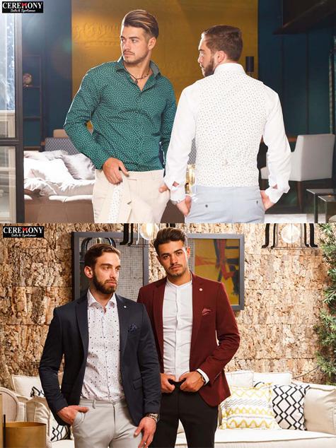 סרמוני - חליפות חתן