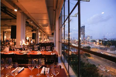 מתחם אירוח אקסלוסיבי בתל אביב
