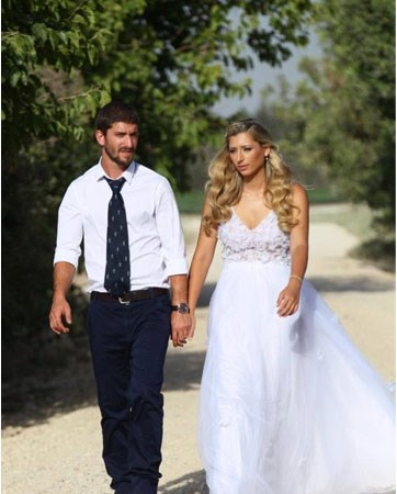 חתונה בשטח: DIY
