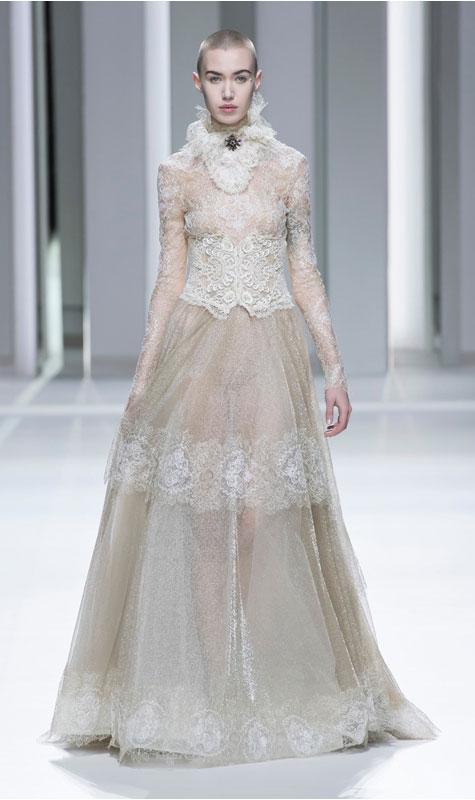 שמלה בסגנון ויקטוריאני