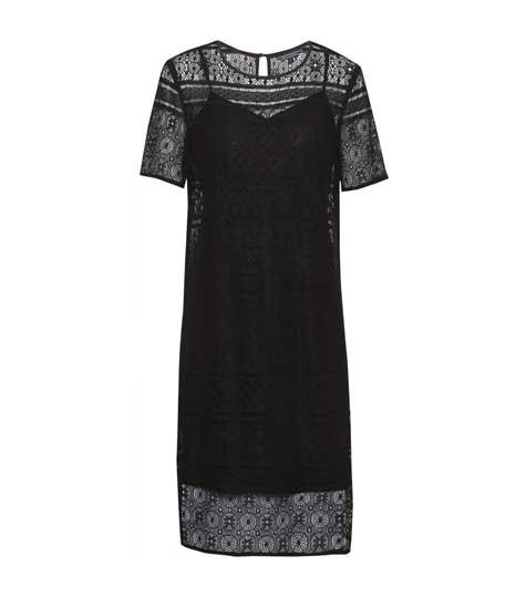 שמלת ערב סולידית