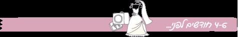 הצ'ק ליסט לחתונה שלכם: לגזור ולשמור, המדריך לתכנון חתונה, 3
