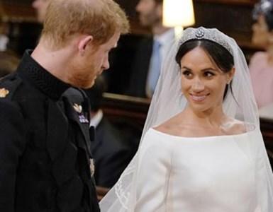 מייגן מרקל על השטיח האדום: כל התמונות מהחתונה המלכותית , חתונות וסלבס