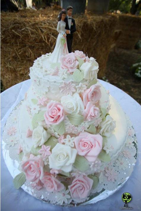 עוגת החתונה של זוהר ובר
