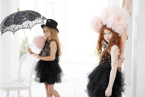 שמלות שושבינה שחורות