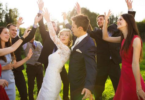 חתונה הפוכה - ריקודים סוחפים