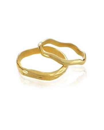טבעות נישואין: אהבה יצוקה