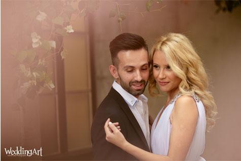 רגעים אינטמיים בתמונות חתונה