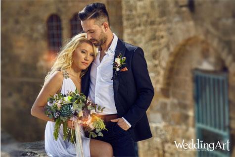 צילומי תקריב באלבום חתונה