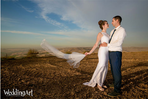 לתפוס את הרגע בתמונות חתונה