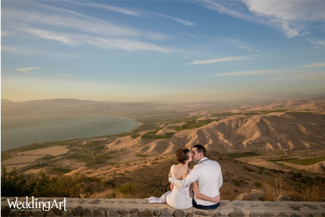 מיקום הצילומים חשוב בתמונות חתונה