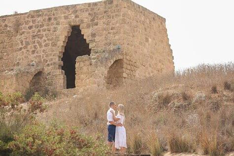 אריכיאולוגיה בצילומי זוגיות