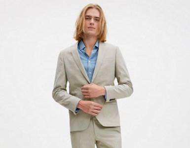 לחתן העדכני: חליפות חתן 'תל אביביות', חליפות חתן