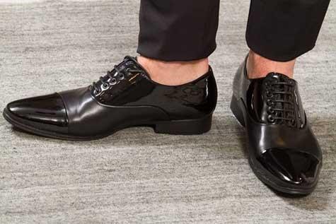 הרווח שבין הנעליים למכנסיים...