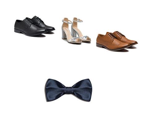 נעליים ופפיון