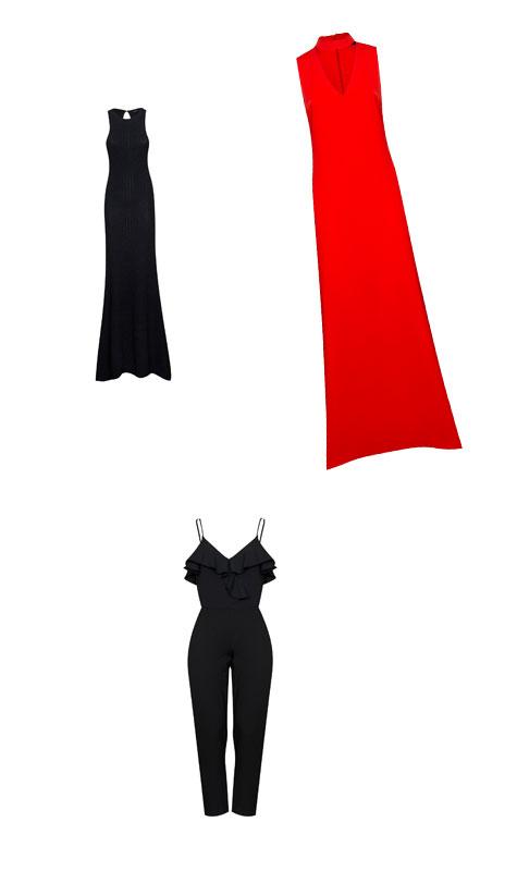 מגוון שמלות ערב