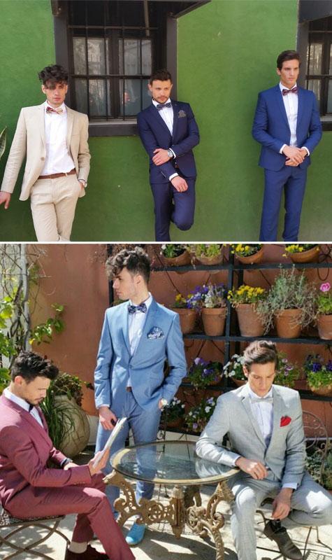 חתן סתיו 2015: מגמות וצבעים, חליפות חתן, 6