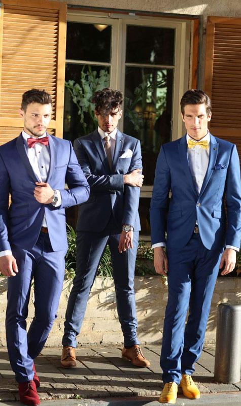 חתן סתיו 2015: מגמות וצבעים, חליפות חתן, 8