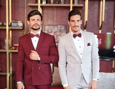 חליפות חתן קיץ 2018: נוטפות סקסיות צבעונית, חליפות חתן