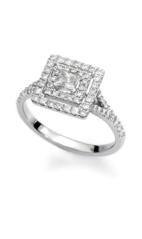 טבעת יהלומים להצעת נישואין