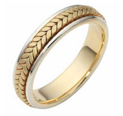 טבעת נישואין צמות