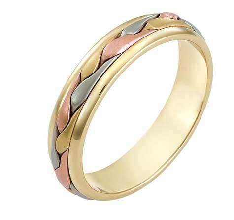 טבעת נישואין משולבת